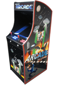 arcade game huren
